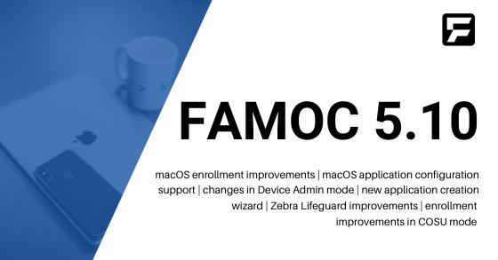 FAMOC manage 5.10