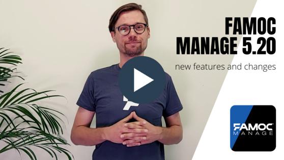 FAMOC manage 5.20