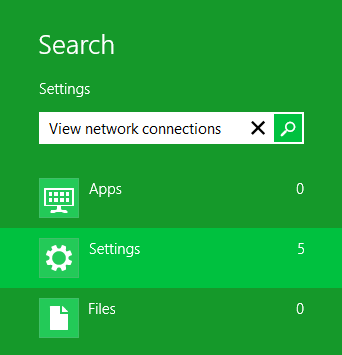 How To Disable Ipv6 On Windows 8 My Private Network