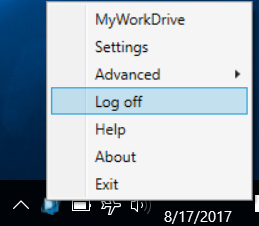 Mapped Drive Client Administrator Guide - MyWorkDrive