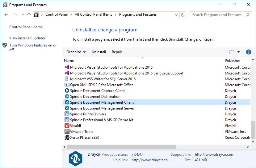 KBA-05-01-006 - Full Removal of SDM Software : Draycir Support