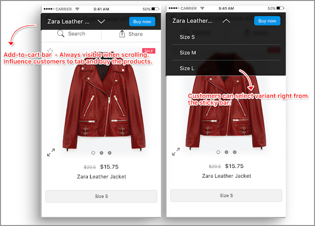 How does Mobile Converter work to increase your online sales