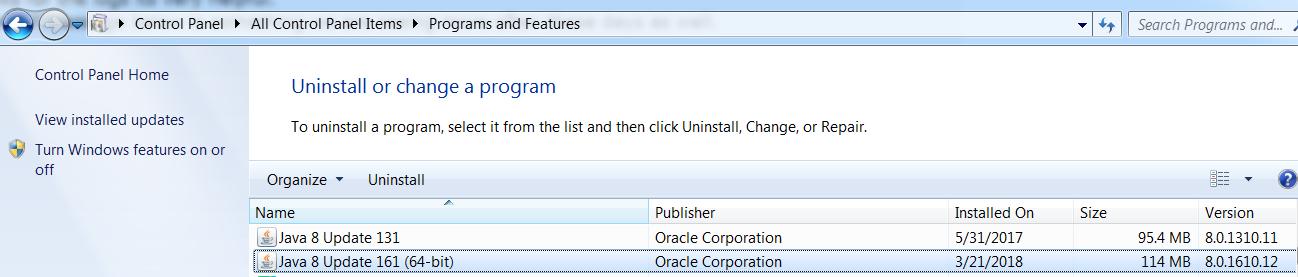 java 8 update 171 64 bit download windows 7