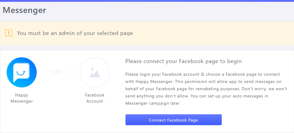 How Happy Messenger works and How to use the app : Beeketing