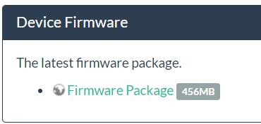 BioStar 2] Adding Firmware in BioStar 2 6 and Above