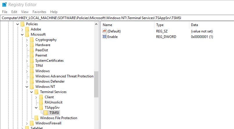 KBA-01-03-007 - Installation can fail with Window Installer