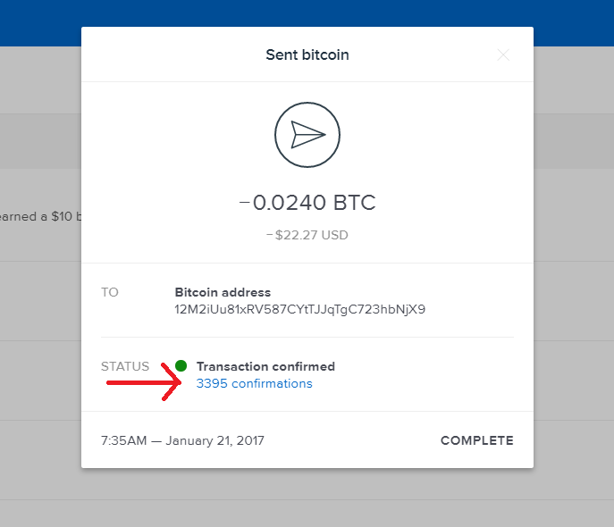 Where do i get my transaction id in coinbase crypto maxx next a small window will pop up click where it says in blue the number of confirmations ccuart Images