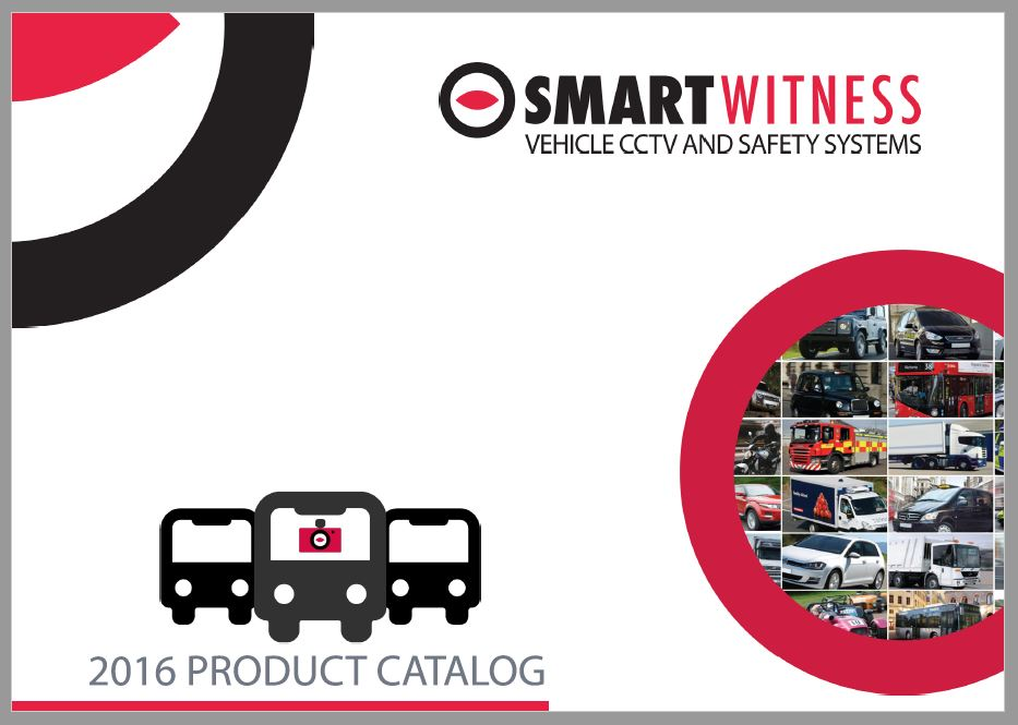 Smart Witness Product Catalog 2016 Front Cover