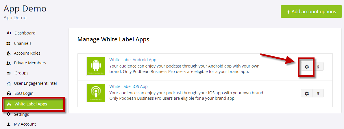 White label app 1