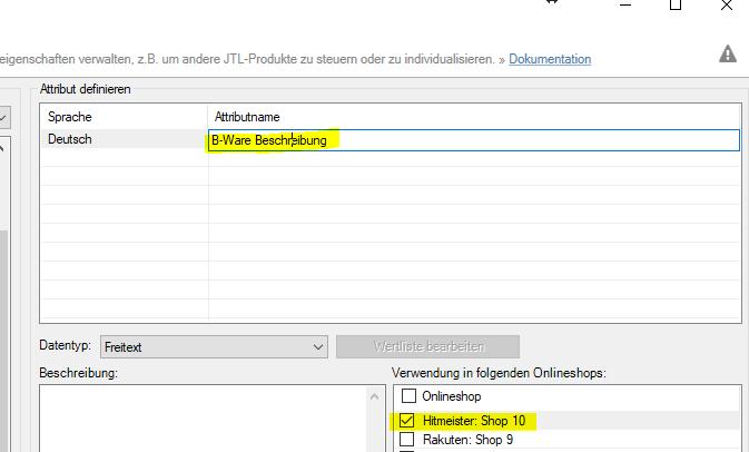 e09ad40fb24bf Wie lege ich bei ricardo B-Ware Artikel an    marcos software