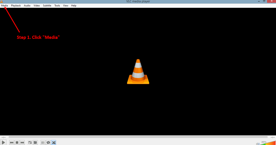 How to setup IPTV on VLC media player? : Support