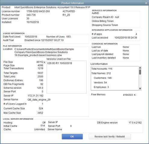 Instructions for Setting QBD File Path : FBP, Inc