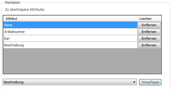 Das Bild zeigt in unicorn 2, wie Sie einen Eintrag aus dem IndividualFeed löschen können.