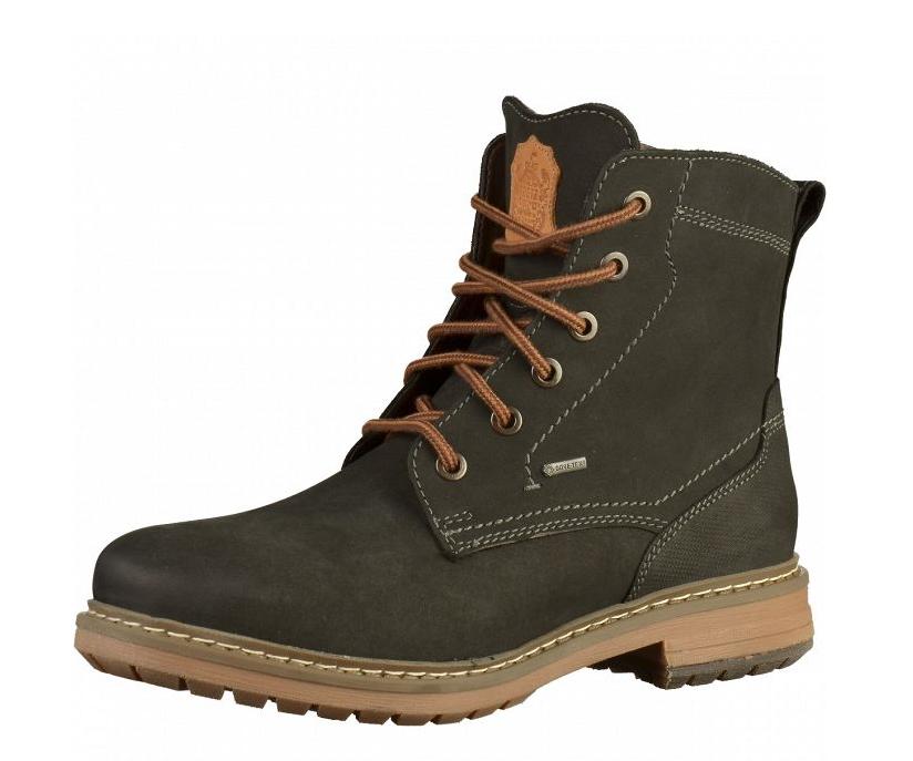 Das Bild zeigt ein Beispiel für die bevorzugte Schuhausrichtung im jeweils ersten Produktbild.