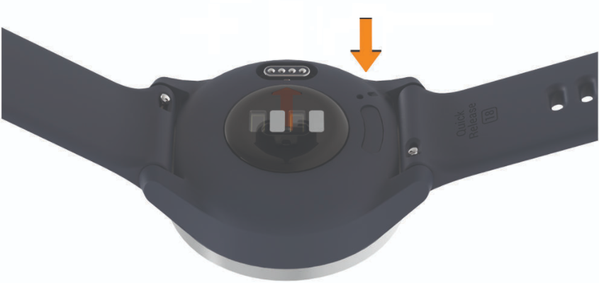 Image of vivomove 3 Barometer Port
