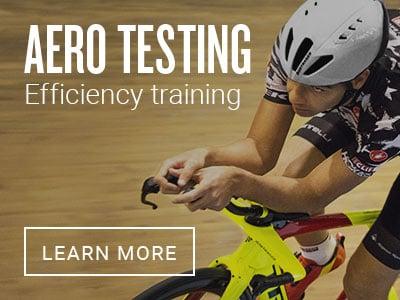 Aero Testing – Efficiency training. Learn More.
