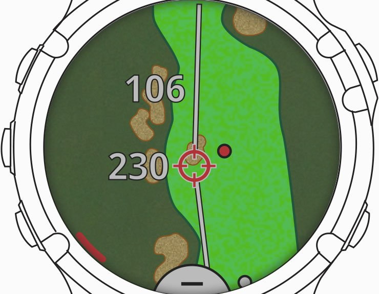 Touch Targeting - Distance Measurement Devices