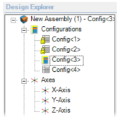 Creating Assembly Configurations : Support Center