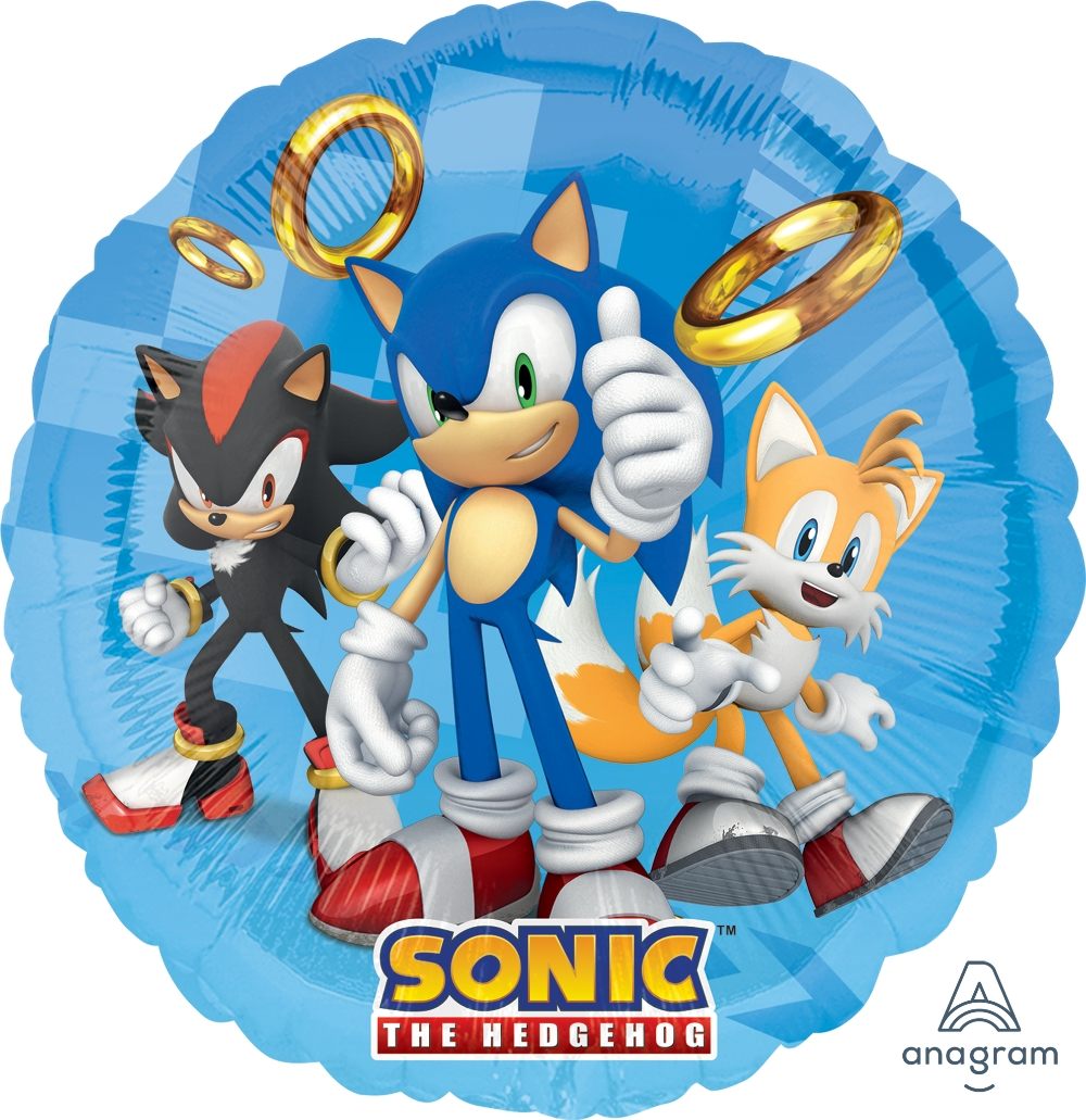 35346 SONIC THE HEDGEHOG