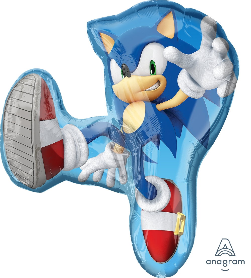 35345 SONIC THE HEDGEHOG