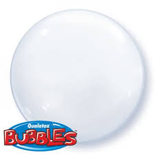 Image result for solid color qualatex bubble balloons