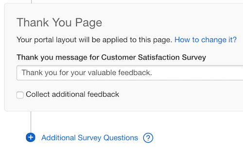 setting up customer satisfaction surveys freshdesk