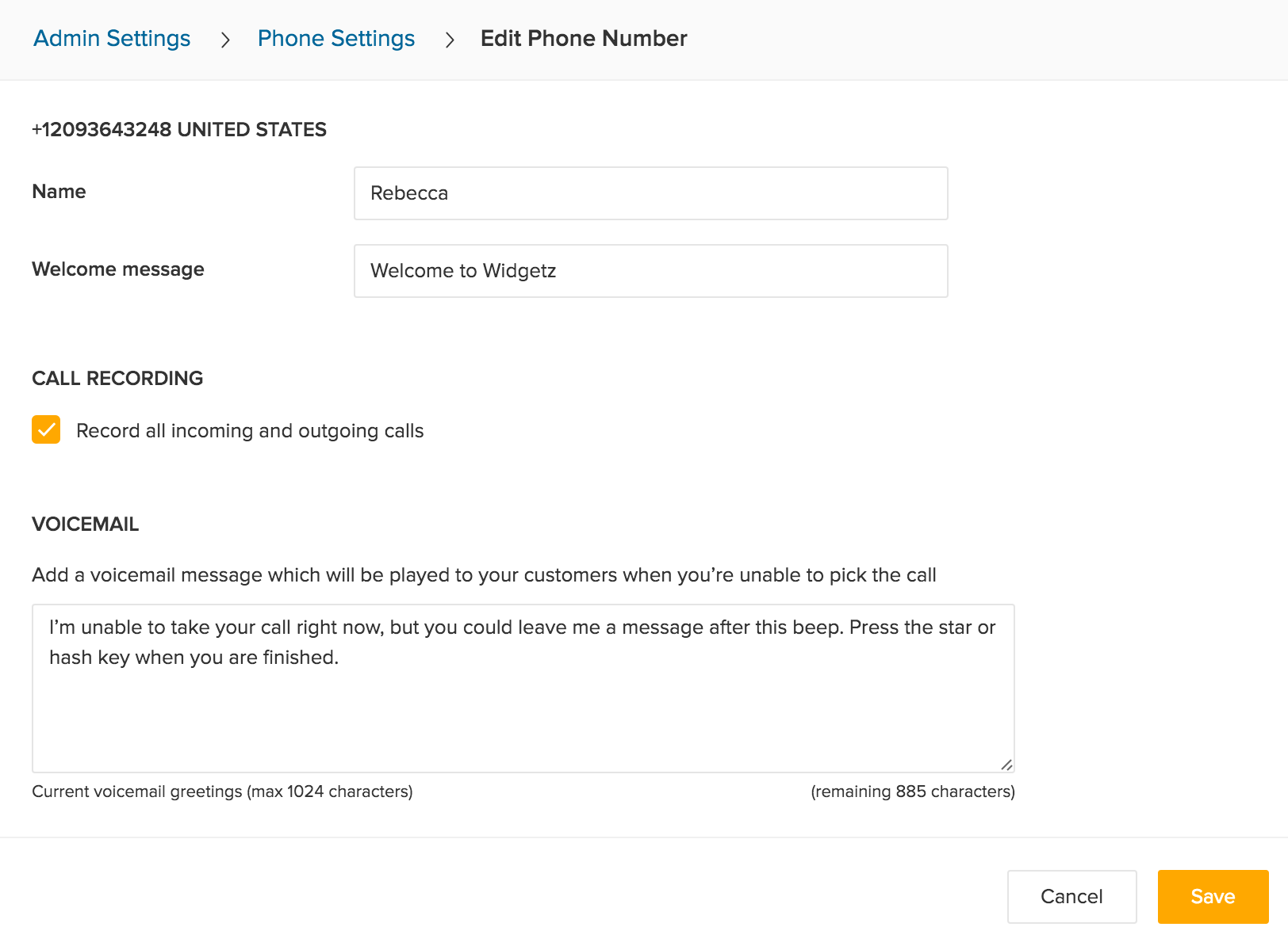 How To Enable Call Recording In A Sales Crm Freshsales