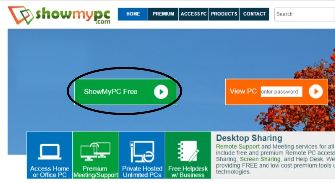 How Do I Set Up My Computer For Remote Access Using Show My PC