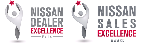Nissan Dealer Excellence Award