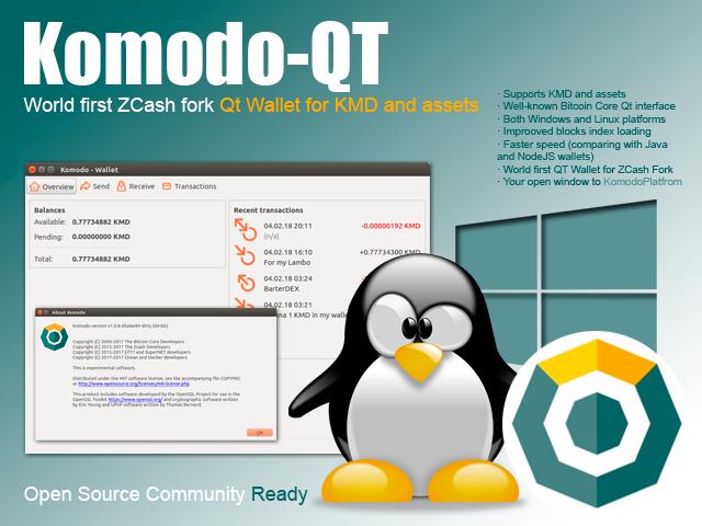 Install Komodo Ocean Wallet on Windows : Komodo Platform