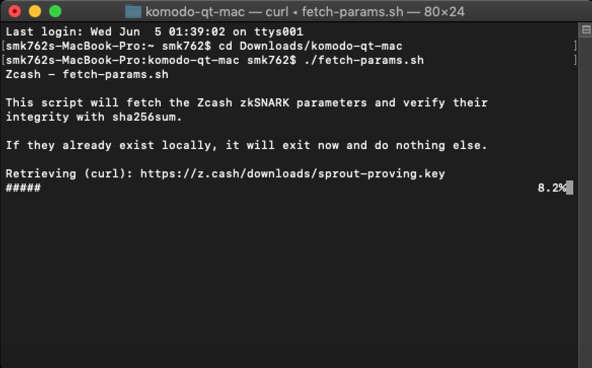 Qt Mac Install