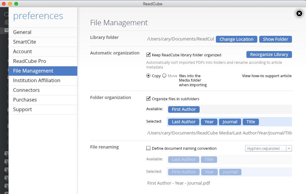 File number system pdf