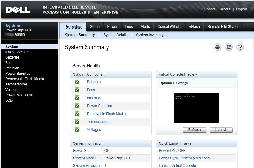 For Dell User] How to open DELL iDRAC Virtual console : HKTI