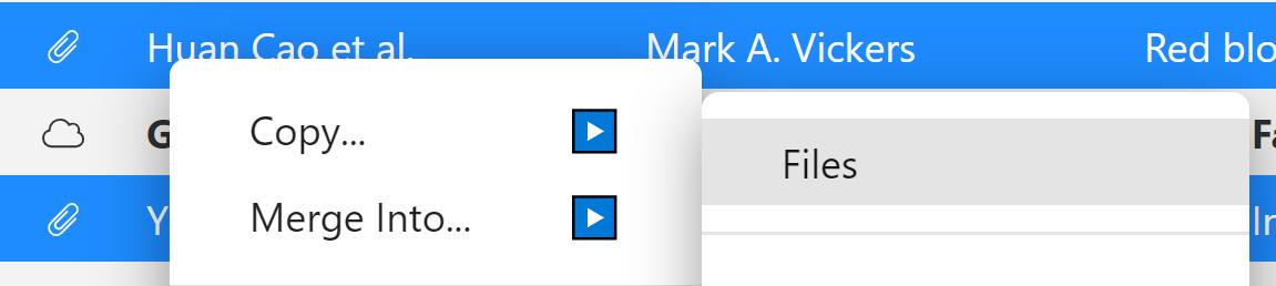 Copy File Right Click Menu