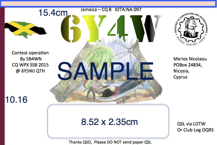 printing straight onto qsl cards club log support staffed by