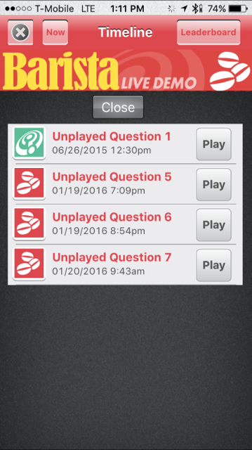 Unplayed Qs stacked in Solo Mode drawer.PNG
