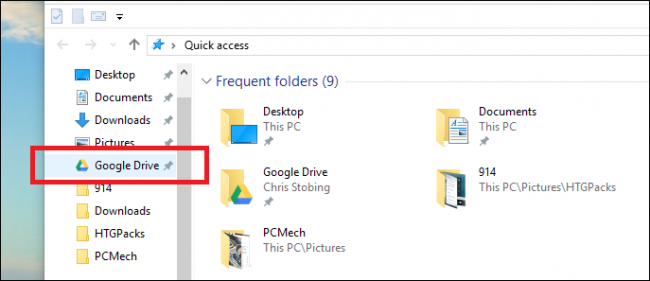 How to Use the Desktop Google Drive App : SmartCloud Support