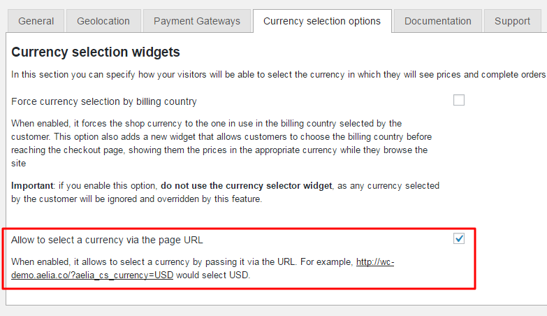 Woocommerce Currency Switcher Add A Currency Selector In A