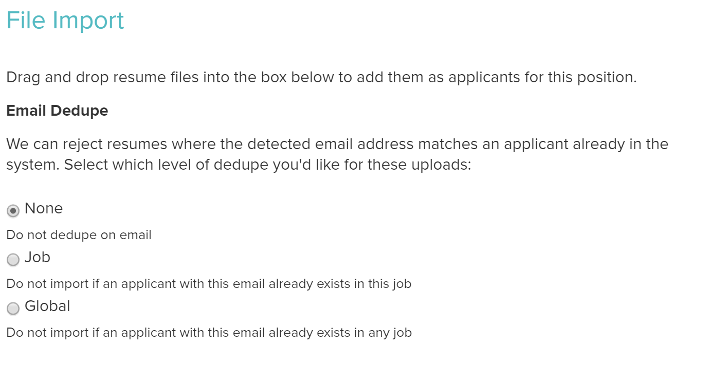 how to email resumes