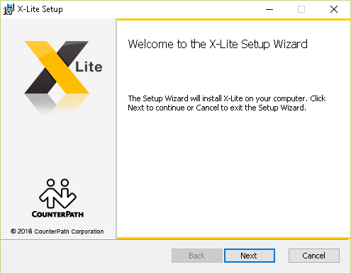 X-Lite Sip Softphone