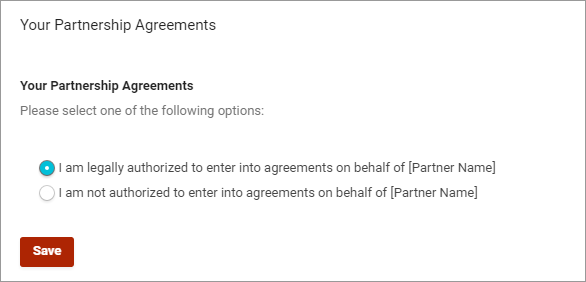 What is the Partner Agreements Functionality and How Do I Use It ...