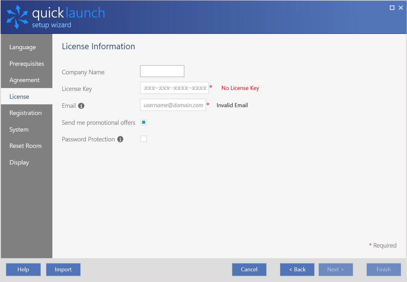 Quicklaunch Ultimate Edition (UE) 3 0 Deployment Guide