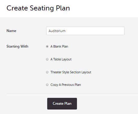 Reserved Seating Customer Support Centre