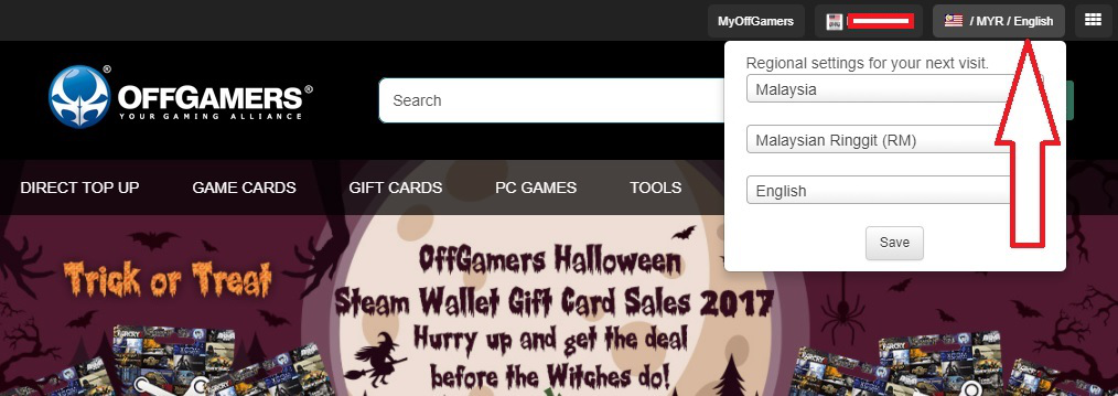 Garena Shell MY: Buying Guide : OffGamers Support Center