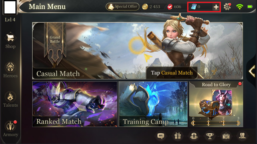 AOV: Reload Guide : OffGamers Support Center
