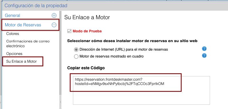 Cómo agregar el Motor de Reservas al sitio web del hotel/hostal ...