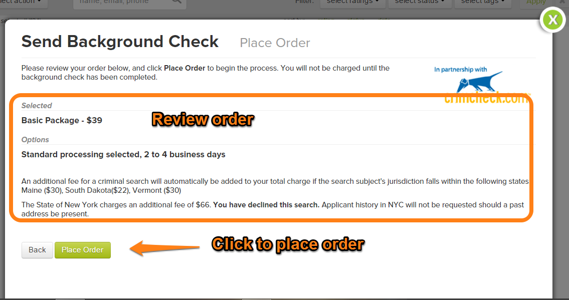 verifying your applicants background checks reference checks and