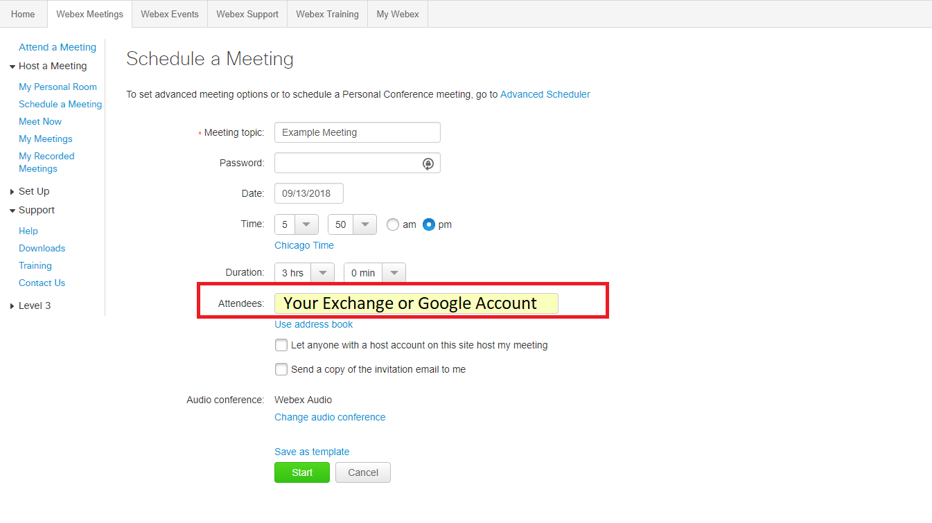 How to Join a Webex Meeting : Quicklaunch