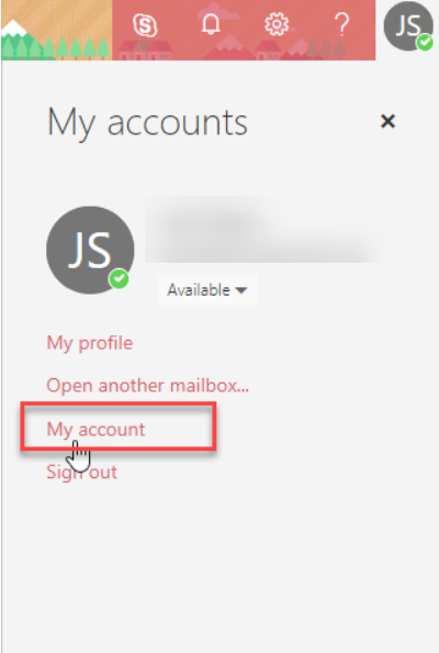 Microsoft Modern Authentication and Room Account : Quicklaunch