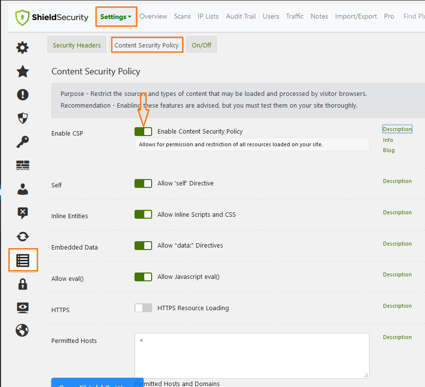 Secure your WordPress sites with the Content Security Policy